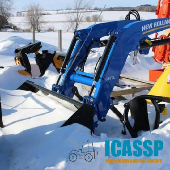 2019 New Holland 655TL for Sale