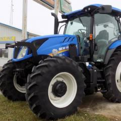 2017 New Holland T6.175