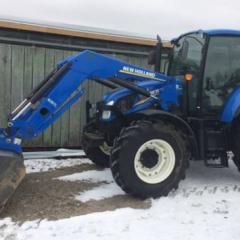 2013 New Holland T5.115