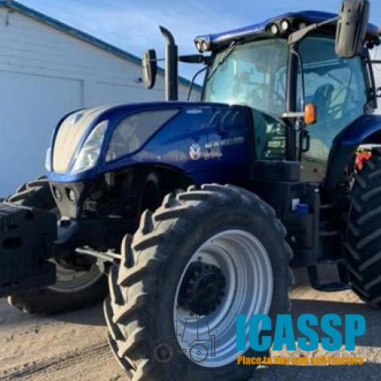 Used 2020 New Holland T7.270 for Sale