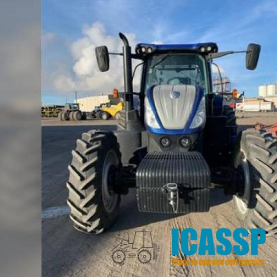 Used 2020 New Holland T7.270 for Sale in Idaho