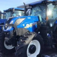 2021 New Holland T7.210