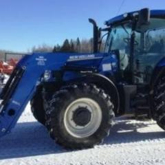 2013 New Holland T6.165