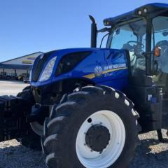2021 New Holland T7.260