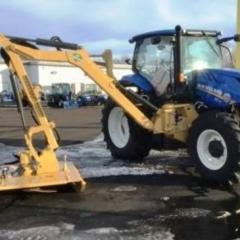 2021 New Holland T6.145