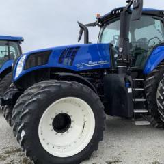 2021 New Holland T8.410