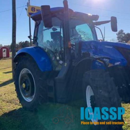 2020 New Holland T6.165 for Sale