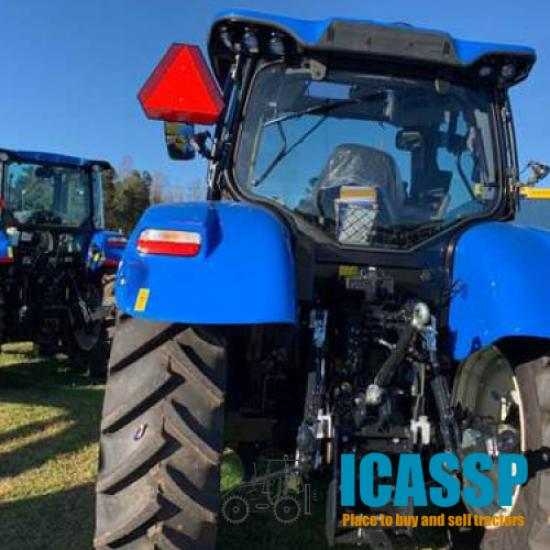 2020 New Holland T6.165 for Sale in Georgia