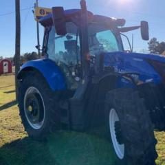 2020 New Holland T6.165