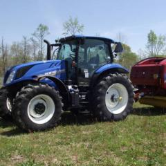 2020 New Holland T6.155