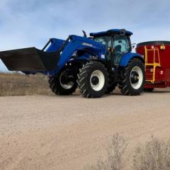 2019 New Holland T7.210
