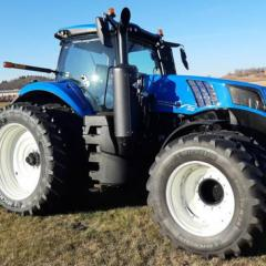 2021 New Holland T8.320