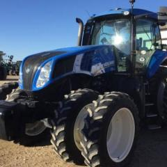 2011 New Holland T8.300