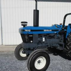 1998 New Holland 7610S