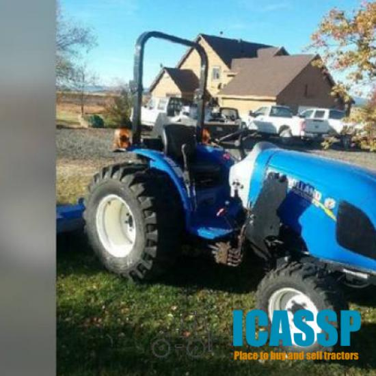 Used 2018 New Holland 40 in Fall River Mills, California