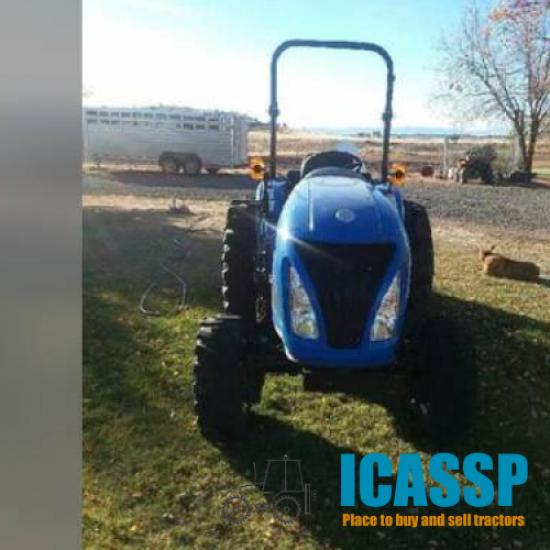 Used 2018 New Holland 40 for Sale in California