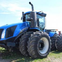 2013 New Holland T9.600