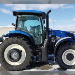 2016 New Holland T6.165