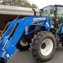 2020 New Holland T5.100