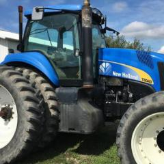 2010 New Holland T8040