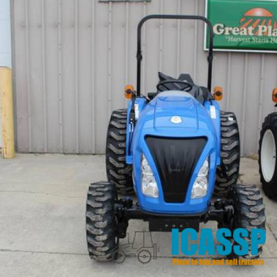 2020 New Holland WORKMASTER 40 in Botkins, Ohio
