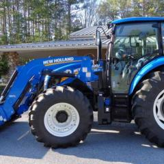 2020 New Holland T5.120
