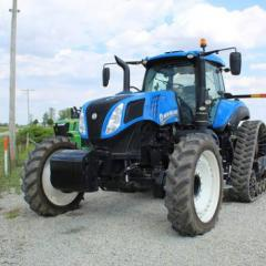 2015 New Holland T8.410
