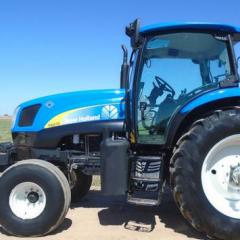 2010 New Holland T6070